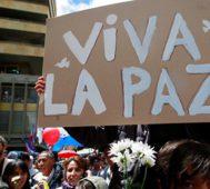 Llamamiento por la verdad y la paz en Colombia