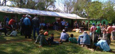 Gobierno de Paraguay criminaliza a campesinos