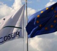 Piden a Macron que acabe con el acuerdo UE-Mercosur