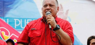 Venezuela: Cabello desmiente otra versión de Washington