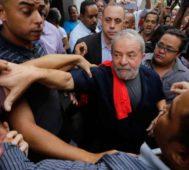 Confirman que el Ejército de Brasil quería a Lula preso