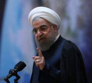 Irán denuncia ante la Justicia por el bloqueo de Washington