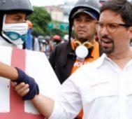 «Terrorista y paramilitar», los cargos contra Freddy Guevara