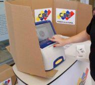 Venezuela realizó el segundo simulacro electoral