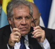 Bolivia llevará a Almagro al Consejo de Seguridad de ONU