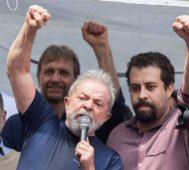Lula llama a los brasileños a luchar contra Bolsonaro