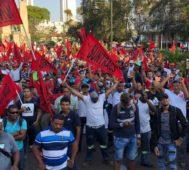 Piden parar la criminalización de las protestas en Panamá