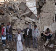 Bombardeos saudíes dejan más de 100 muertos en Yemen