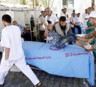 Hospitales de Gaza se quedan sin capacidad para atender