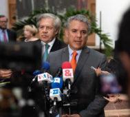 FARC: Duque hace «el mayor daño» a los acuerdos de paz
