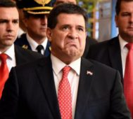 Juez brasileño retoma la causa contra Horacio Cartes