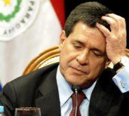 Piden en Brasil captura de un expresidente paraguayo