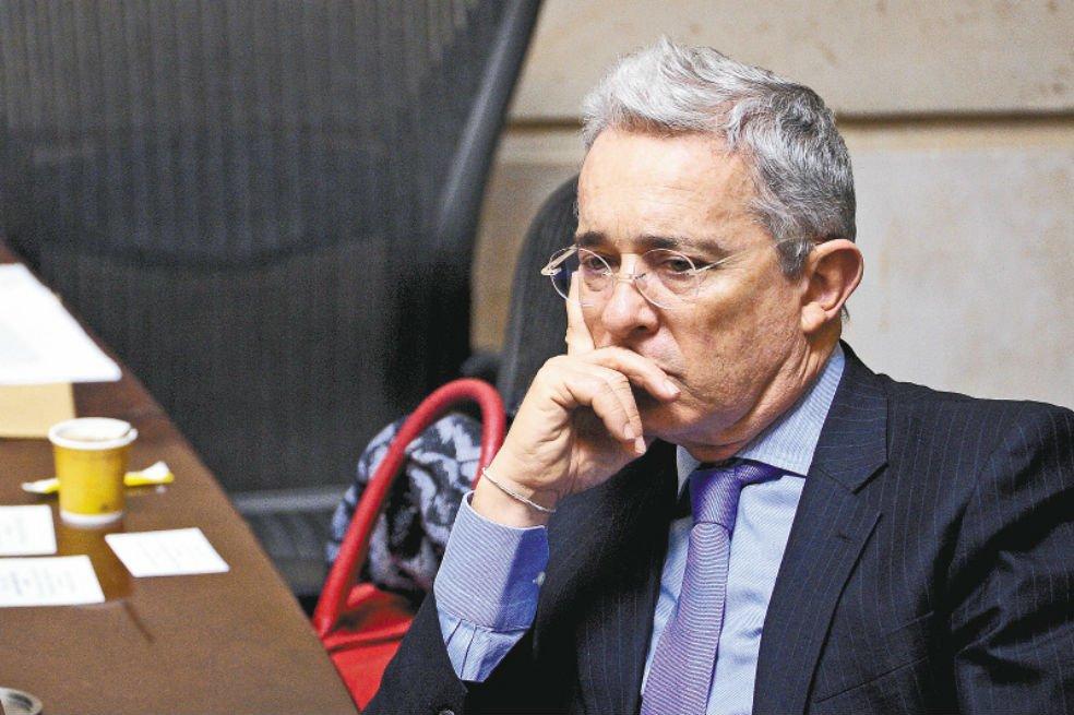 Fiscalía de Colombia rechaza la libertad de Álvaro Uribe
