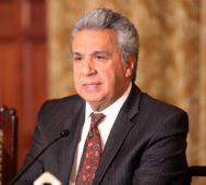 Justicia de Ecuador acepta investigar al Presidente