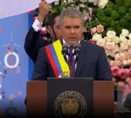 Justicia Electoral de Colombia investiga al presidente Duque