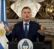 Macri dejó la inflación más alta en casi 30 años en Argentina