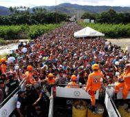 """¿Maquillando una crisis migratoria para crear un """"casus belli"""" contra Venezuela? – Por Rosi Baró"""