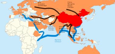 Xi llegó a Italia y crece el plan de la Franja y Ruta