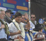 Evo le respondió a Uribe y otros expresidentes