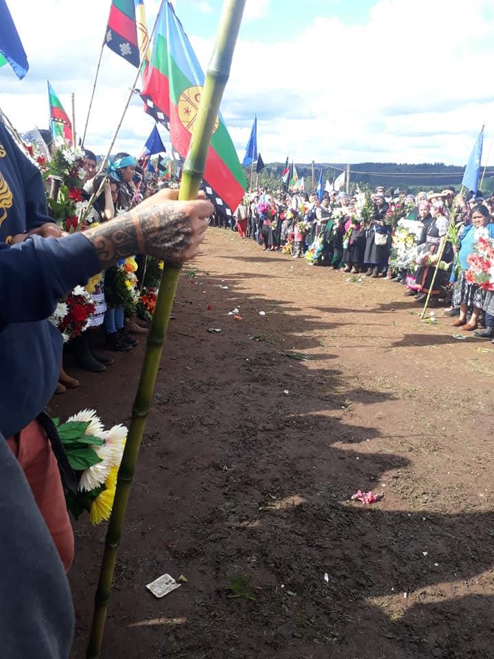 """""""La justicia para nosotros, los mapuches, no existe"""""""