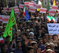 Irán: daremos una lección inolvidable a Estados Unidos