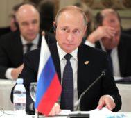 """Putin rechazó """"la práctica viciosa de sanciones ilegales"""""""