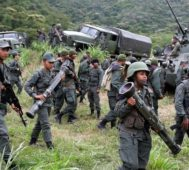 Venezuela: dos millones de militares en ejercicios
