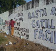 Argentina: amplían facultades de policías con armas letales