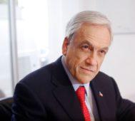 Sigue en caída la imagen de los chilenos sobre Piñera