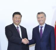 Más de 30 acuerdos firman China y Argentina