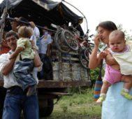 Colombia sigue siendo el país con más desplazados internos