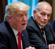 Renuncia el jefe de Gabinete de Trump por sus diferencias