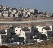 Israel construirá miles de viviendas en tierras ocupadas