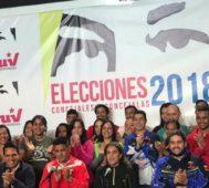 El 90% de votos municipales fue para el Partido Socialista