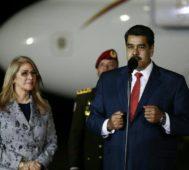 Maduro viaja a Rusia para entrevistarse con Putin