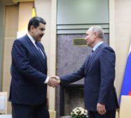 Venezuela y Rusia reforzaron alianza política y económica