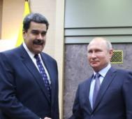 """""""De una manera u otra, Rusia dará apoyo a Venezuela"""""""