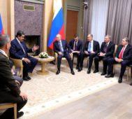 Venezuela y Rusia firman acuerdos importantes