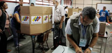 Elecciones: Venezuela vota a sus concejeros municipales