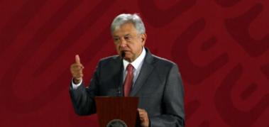 Plan social de López Obrador para evitar robo en ductos