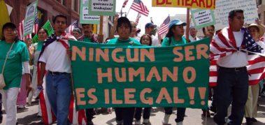 Exponen la detención ilegal de niños migrantes en Texas