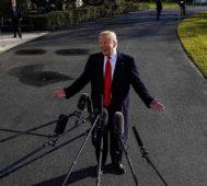 ¿Un golpe de estado contra Donald Trump? ¡No gracias! – Por Nazanín Armanian