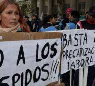 Argentina sufre el mayor desempleo en 13 años