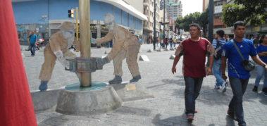Caracas: la economía vista por chavistas y opositores