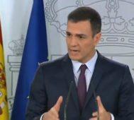 La derecha española ataca a Sánchez por Venezuela