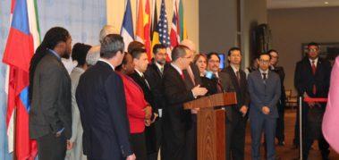Países inician en la ONU un plan en defensa de Venezuela
