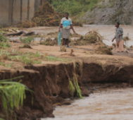 Más de 230 muertos por el ciclón Idai en África