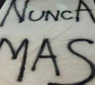 Argentina marcha a 43 años del último golpe cívico-militar