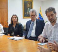 La agenda de la misión de la ONU que arribó a Caracas