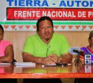 Piden justicia para el líder social muerto en Costa Rica